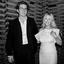 Ellie Goulding i Caspar Jopling (Foto: Instagram)