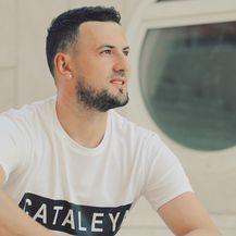 Danijel Subašić u kampanji za hrvatski modni brend Cataleya - 2