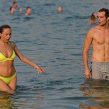 Lujo Kunčević i Ivana Mišura (Foto: Marko Lukunic/PIXSELL)