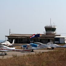 Aerodrom na Lošinju (Foto: Pixsell, Goran Kovačić)