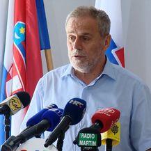 Milan Bandić (Foto: Vijesti Nove TV u 14 sati)