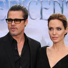 Angelina Jolie i Brad Pitt (Foto: Getty Images)
