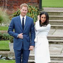 Primjetna je razlika u visini između princa Harryja i njegove voljene Meghan