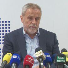 Gradonačelnik Milan Bandić komentirao odnose između Hrvatske i Srbije nakon proslave Oluje (Foto: Dnevnik.hr)