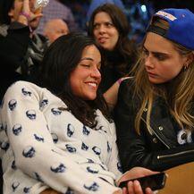 Michelle Rodriguez Cara Delevingne (Foto: Getty)