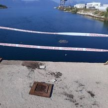 Oštećenja u luci Ploče (Foto: dnevnik.hr) - 2