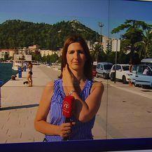Mišo Krstičević, gradonačelnik Ploča, i Sofija Preljvukić uživo o udaru tankera u dok luke u Pločama (Video: Vijesti u 17h)