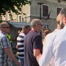 SDP-ovi gradonačelnici na maratonu lađa (Video: Dnevnik Nove TV)