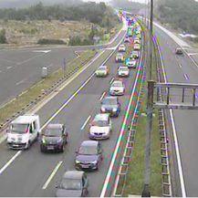 Snimka ponašanja vozača na autocesti (VIDEO: HAC)