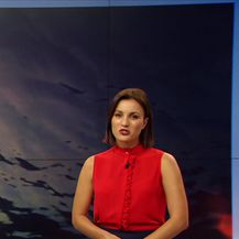 Vremenska prognoza (Video: Dnevnik Nove TV)