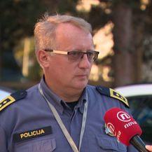 Domagoj Mikić o incidentu s migrantima u Vojniću (Foto: Dnevnik.hr) - 2