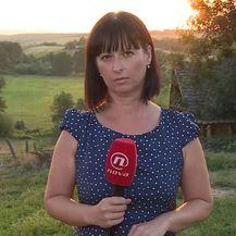 Marina Bešić Đukarić uživo iz Vukojevaca o proizvodnji aronije (Foto: Dnevnik.hr) - 2