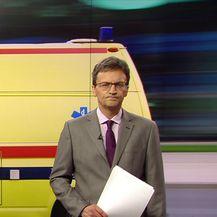Rad sustava Hitne pomoći komentirao je premijer Andrej Plenković (Video: Vijesti u 17 h)
