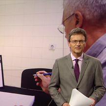 Održana komemoracija za primarijusa Ivu Jurića (Video: Vijesti u 17 h)