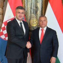 Premijer Plenković se s mađarskim premijerom Orbanom našao u Opatiji (Foto: Dnevnik.hr)