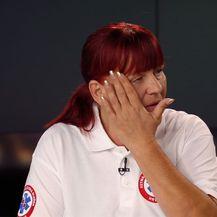 Maja Grba-Bujević, ravnateljica Hrvatskog zavoda za hitnu medicinu (Foto: Dnevnik.hr)