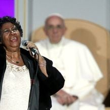 Aretha Franklin (FOTO: Getty)