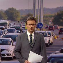 Gužve diljem zemlje obilježile stanje na prometnicama