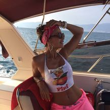 Ana Sasso (Foto: Facebook)