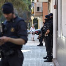 Napad nožem u Španjolskoj (Foto: AFP)