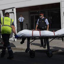 Napad nožem u Španjolskoj 1 (Foto: AFP)