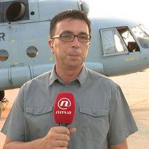 Marko Balen iz Krka o medicinskim letovima (Foto: Dnevnik.hr)