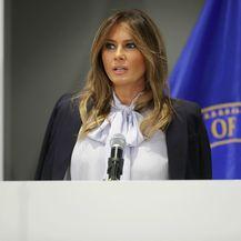 Melania Trump na summitu