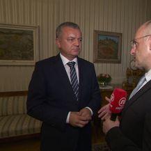 Darko Horvat, ministar, gospodarstva, i Mislav Bago (Foto: Dnevnik.hr)