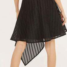 Mala crna haljina iz trgovina - 1