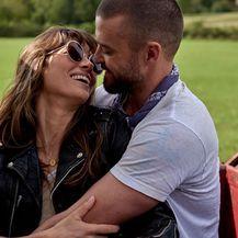 Justin Timberlake i Jessica Biel (Foto: Instagram)