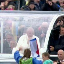 Brojne Papine isprike u Irskoj (Video: Dnevnik Nove TV)