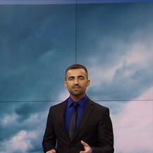 Darijo Brzoja donosi vremensku prognozu (Video: Dnevnik Nove TV)