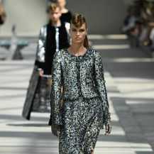 Kreacija modne kuće Chanel iz kolekcije za jesen/zimu 2018.