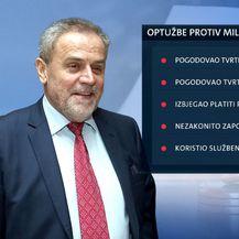 Optužnice protiv Milana Bandića (Foto: Dnevnik.hr) - 1