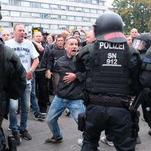 Prosvjed u Chemnitzu (Foto: AFP) - 3