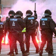 Prosvjed u Chemnitzu (Foto: AFP) - 6