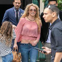 Britney Spears u Parizu