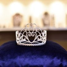 Kruna Miss Hrvatske (FOTO: Zlatarnice Prahir / Bojan Zibar)