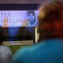 Odavanje počasti Arethi Franklin (Foto: Getty Images)