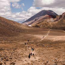 Tongariro prijelaz - 2