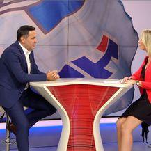 Gost u Dnevniku Marijan Kustić protukandidat Darka Milinovića (Foto: Dnevnik.hr)