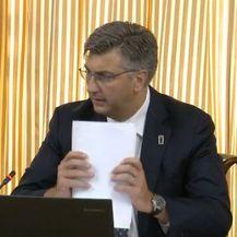 Sjednica Vlade (Foto: Dnevnik.hr)