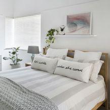 Spavaća soba u bijeloj najbolje odgovara horoskopskom znaku ovna