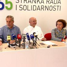 Gradonačelnik Bandić odgovara na pitanja o neumjerenoj izjavi (Foto: Dnevnik.hr) - 1