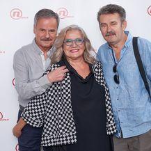 Žarko Radić, Nina Erak, Milan Štrljić (Foto: PR)