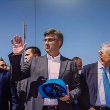 Premijer Plenković u Dubrovniku (Video: Vijesti u 17h)