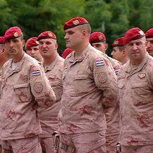 Hrvatski kontingent putuje u FIL misiju u Afganistanu (Foto: Dnevnik.hr) - 2