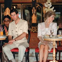 Princeza Diana i princ Charles (Foto: AFP)