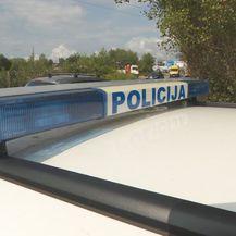 Policijski automobil (Foto: Dnevnik.hr)