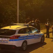 Ubojstva na Kajzerici, policija na cestama (Dnevnik.hr)